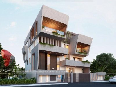 exterior-design-rendering-bungalow-evening-view-3d-walkthrough-rendering-outsourcing-company-and-services-bungalow