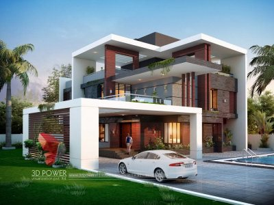 animation-rendering-bungalow-3d-virtual-tour-walkthrough--bungalow-birds-eye-view