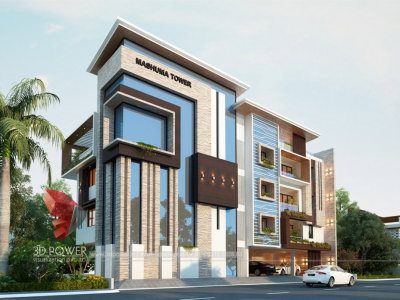 3d-animation-company-aurangabad-3d-exterior-rendering-services-bungalow-day-view