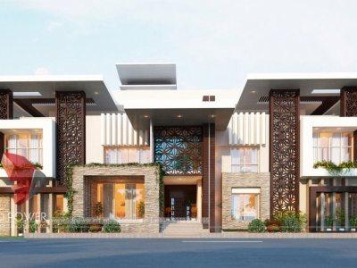 3d-bungalow-elevation-services-3d-walkthrough-studio-3d-animation-service