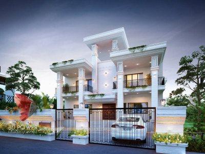 at-aurangabad-animation-studio-aurangabad-architectural-visualization-services-bungalow-eye-level-view