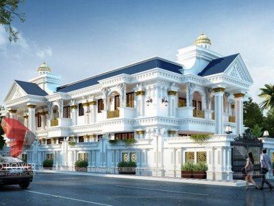 luxuries-bungalow-design-architectural-visualization-services-nagpur-bungalow-day-view