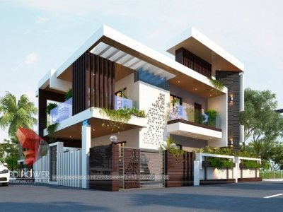 3d power studio 3d architectural rendering bungalow 3d animation company thane