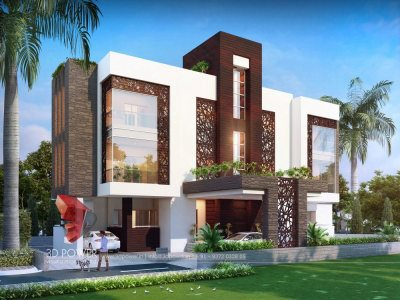 architectural 3d visualization services thane 3d designing services in thane 3d bungalow architectural rendering