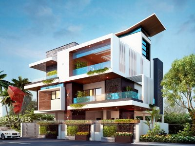 best-architectural-visualization-services-bungalow-evening-view-top-architectural-rendering-