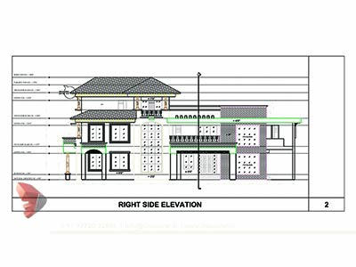 house working drawing