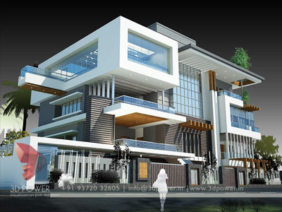 Day View design 3d