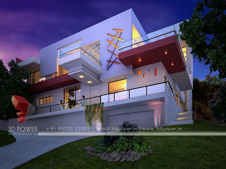 latest bungalow design