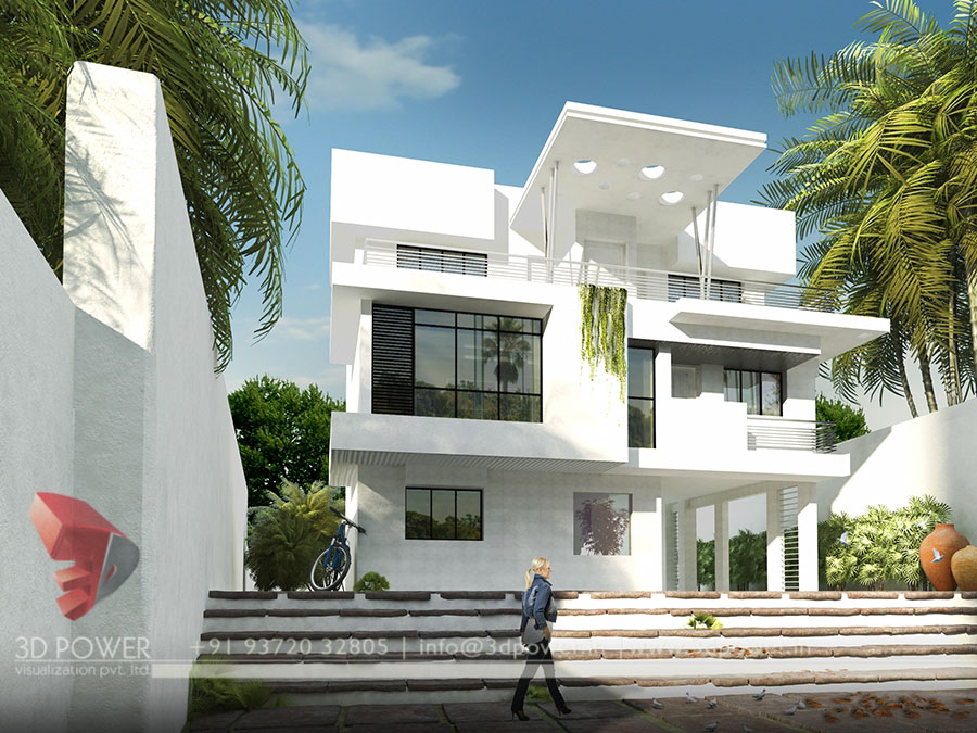 Gallery 3d architectural rendering 3d architectural for Create house design 3d