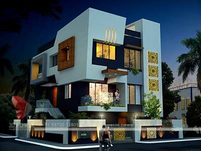 3dpower house design