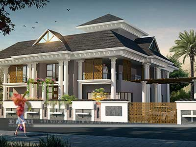 villa home design