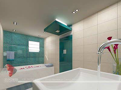 bath room interior design India