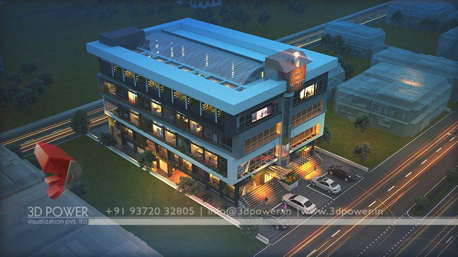 Gallery apartment 3d designs 3d shopping malls for Shopping mall exterior design