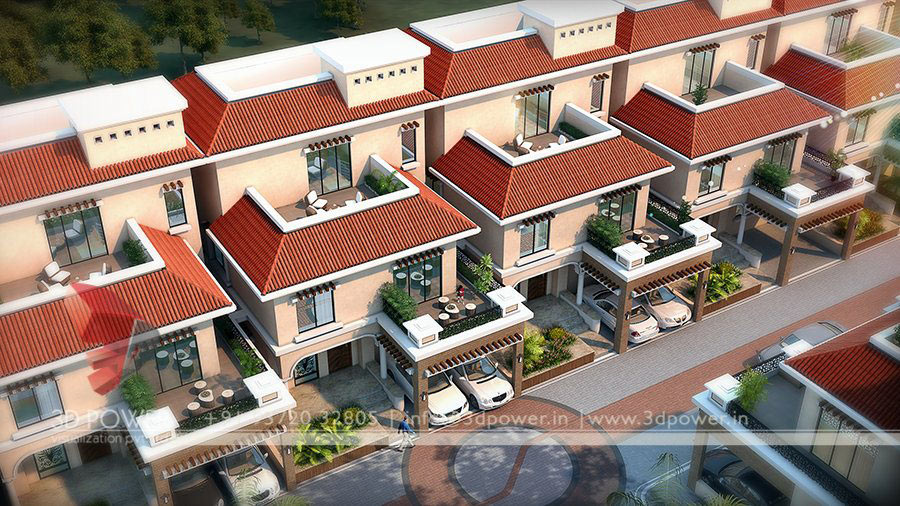 Gallery - 3D Architectural Rendering Services - 3D Architectural ...