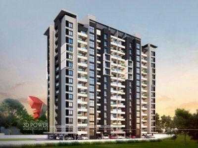 high-rise-apartment-parking-3d-rendering-3d-front-views