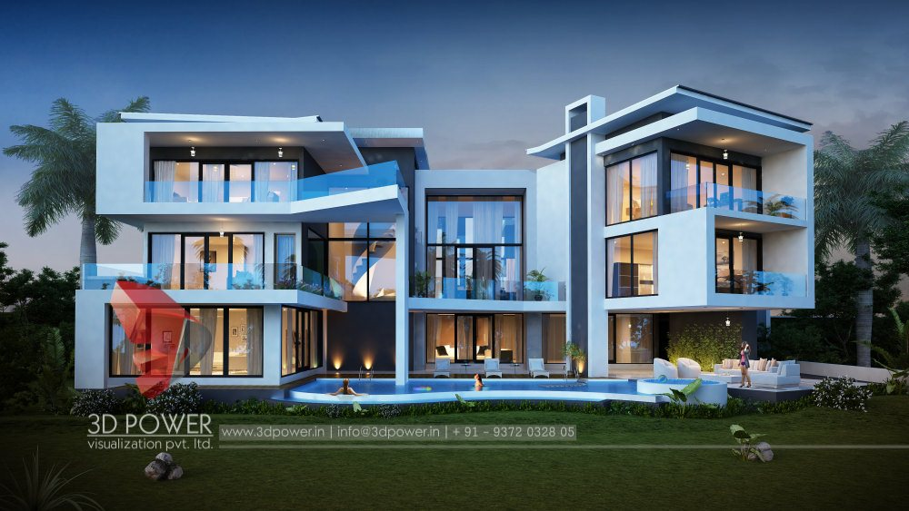 3D Rendering Architectural ...