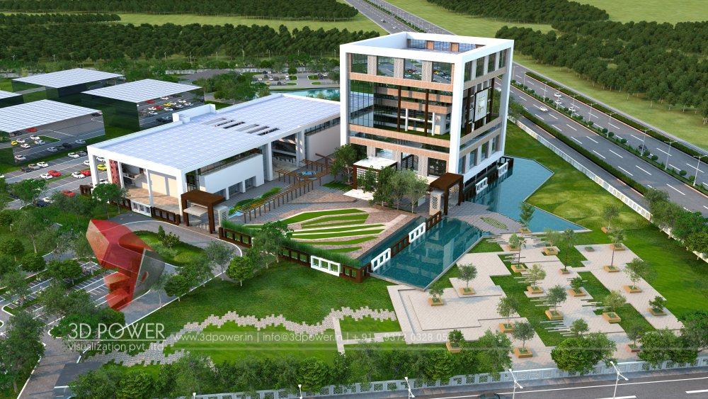 Technology Management Image: Architectural 3D Designs