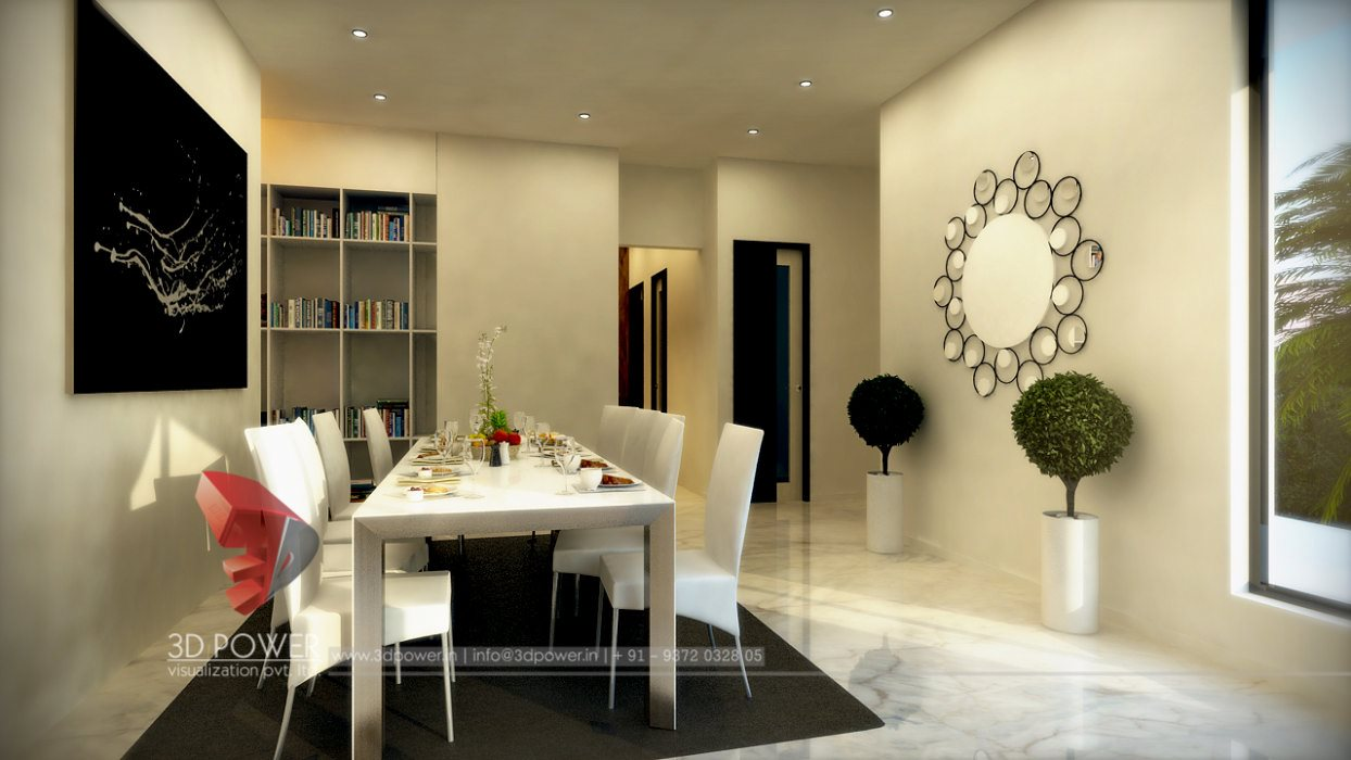 3d apartment interior design 3d interior visualization for Apartment 3d