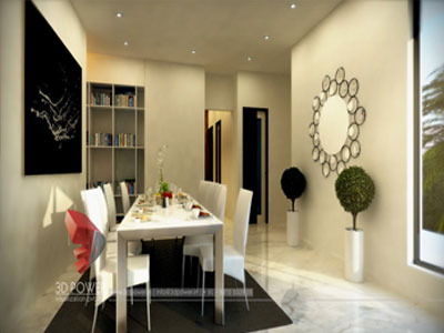3D Architectural apartments Interiors