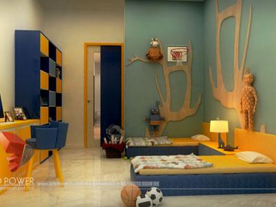 Architectural apartments Interior