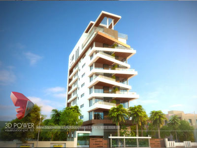 architectural apartments modeling