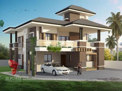3D Architectural villa Walkthrough