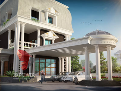 Architectural Villa Designs
