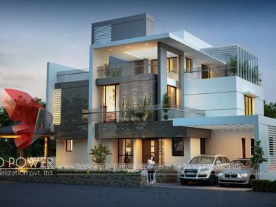 Architectural Villa Modelling