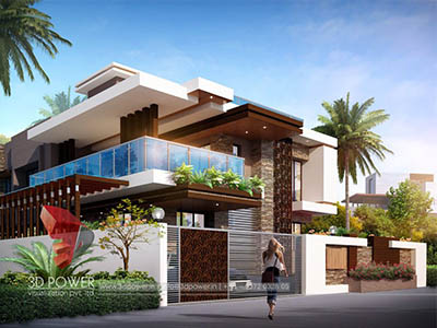 exterior-design-rendering-bungalow-birds-eye-view