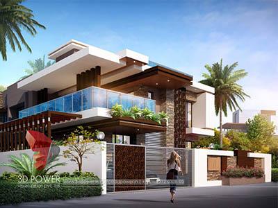 exterior-design-rendering-bungalow-birds-eye-view