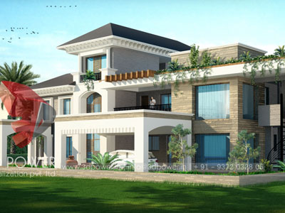 Villa Design Architecture