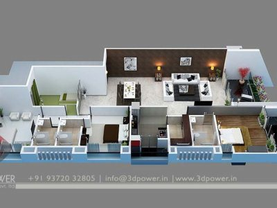 floor plan for bungalow design