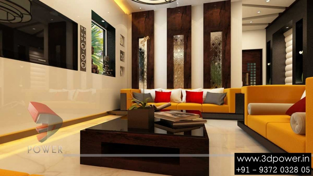 Minimalist Interiors Design | 3D Interior Designs | 3D Power
