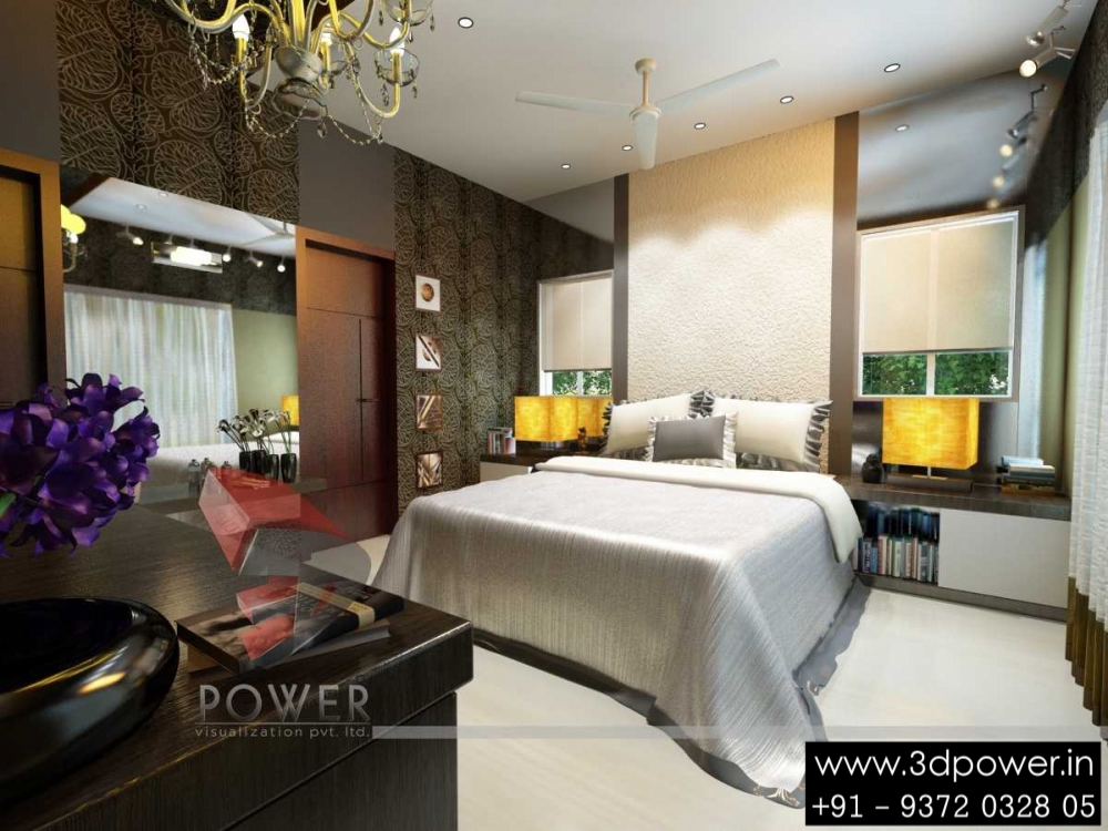 3d Architectural Bedroom Interior Design 3d Interior Design Bedroom  Extravagant 3d View Bedroom ...