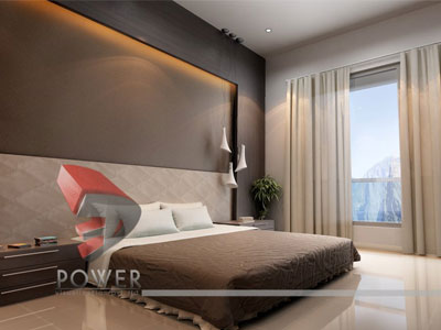 3d Interior Design Bedroom Oman