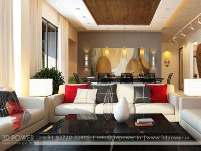 3d Interior Sofa Design