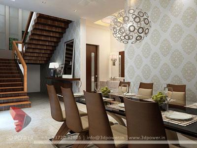 3d Modern Living Room Design