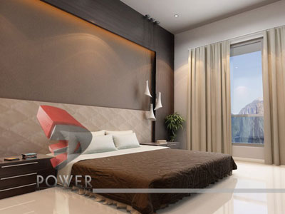 drawing room interior 3d modern living room design