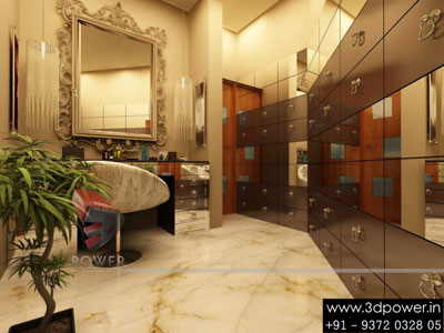 Bathroom interiors bathroom designs 3d power for Bathroom designs mumbai