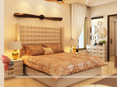 Interior Bedroom 3d Design