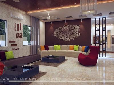 modern living room canada