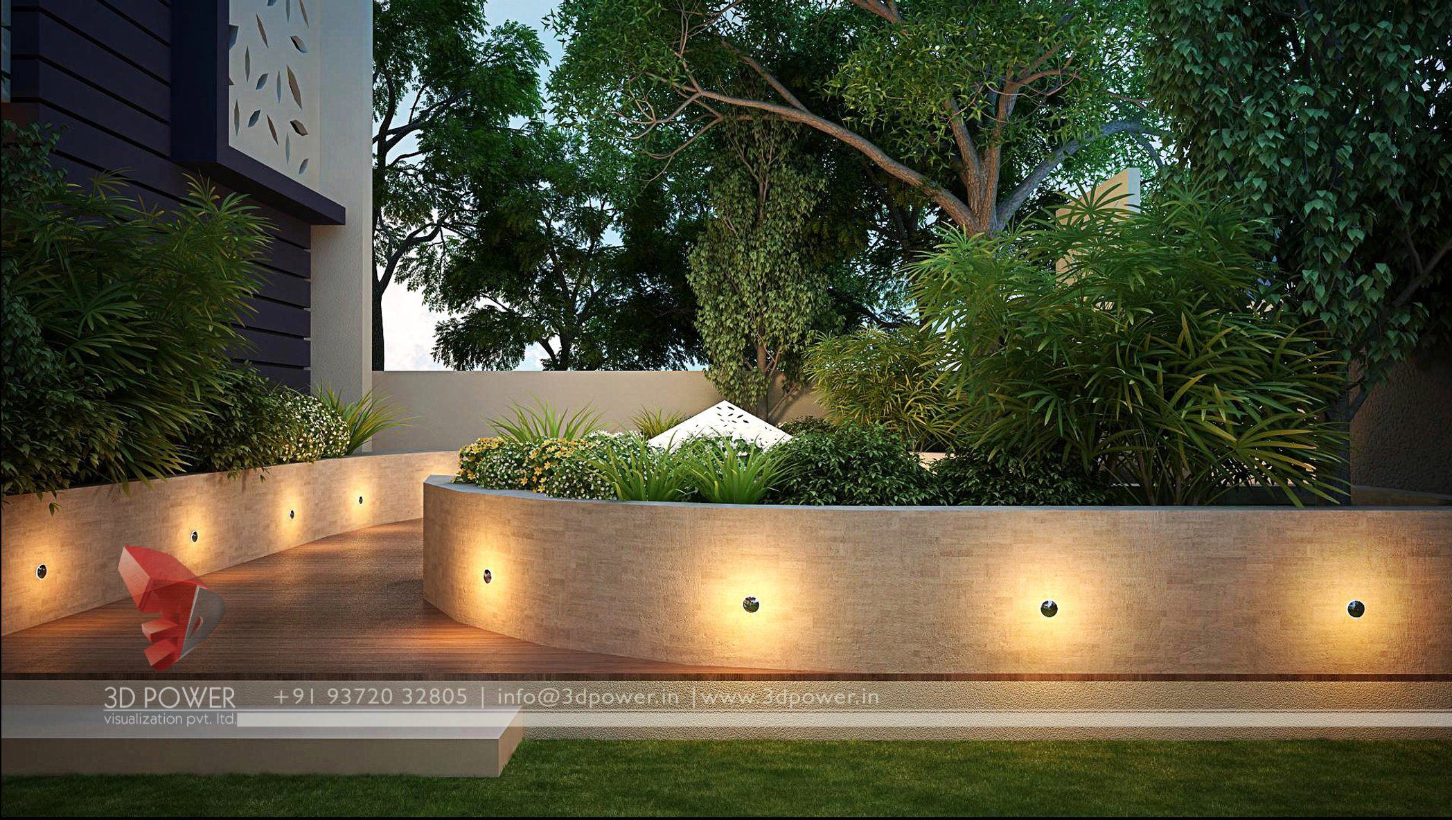 3d landscape rendering 3d landscape designs 3d power for Garden design 3d online