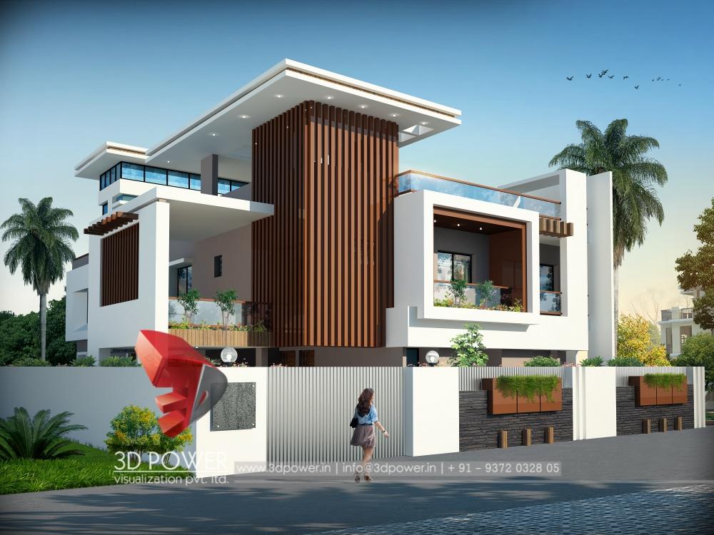 3d bungalow walkthrough