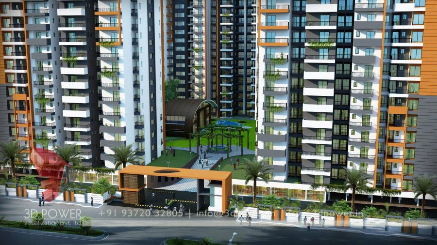 Apartment Model Bangalore Power