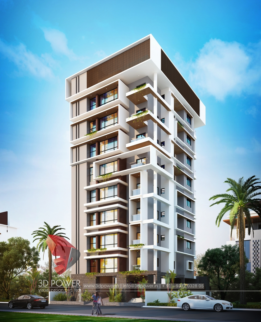 Apartement: Apartment Visualization Hyderabad
