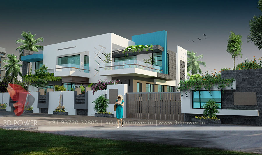 Architecture Design Bungalow