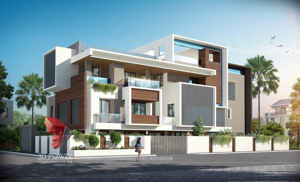 Bungalow architecture nashik 3d power for House designer 3d