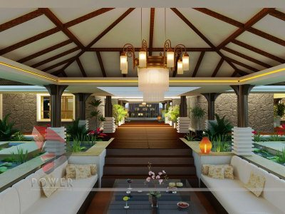 3D Design Architectural Bungalow