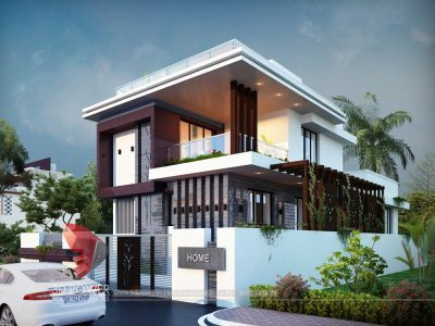 3d-animation-company-3d-rendering-services-providers-pune-bungalow-night-view-3d-modeling-services