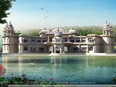3d-architectural-rendering-bungalow-eye-level-view